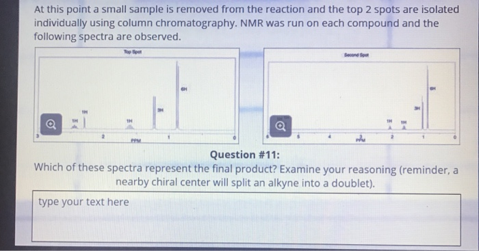 At This Point A Small Sample Is Removed From The R