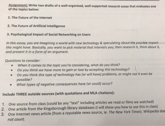 artificial intelligence topics for research paper