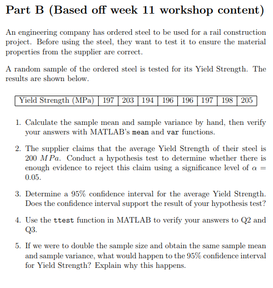 HI, I Just Need The Step By Step Of Question 4 On