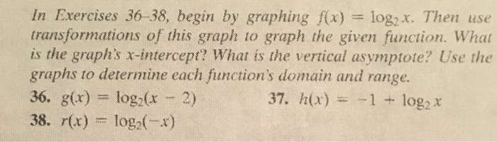 Ex: evaluate logarithmic expressions without a calculator.