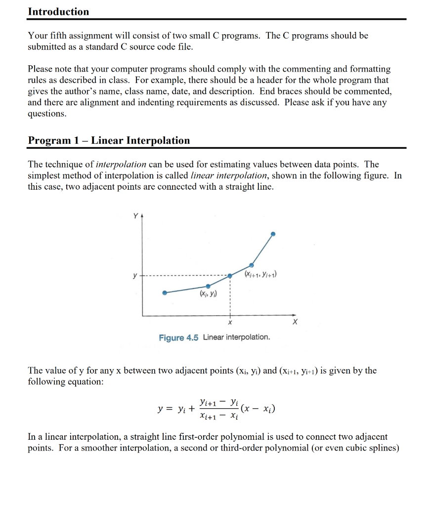 Solved: Program 2 - Linear Regression A More Powerful Tech