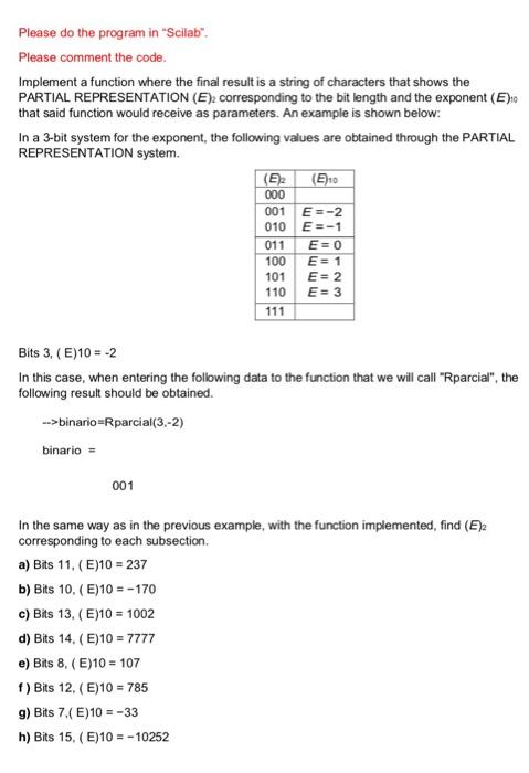Solved: Please Do The Program In