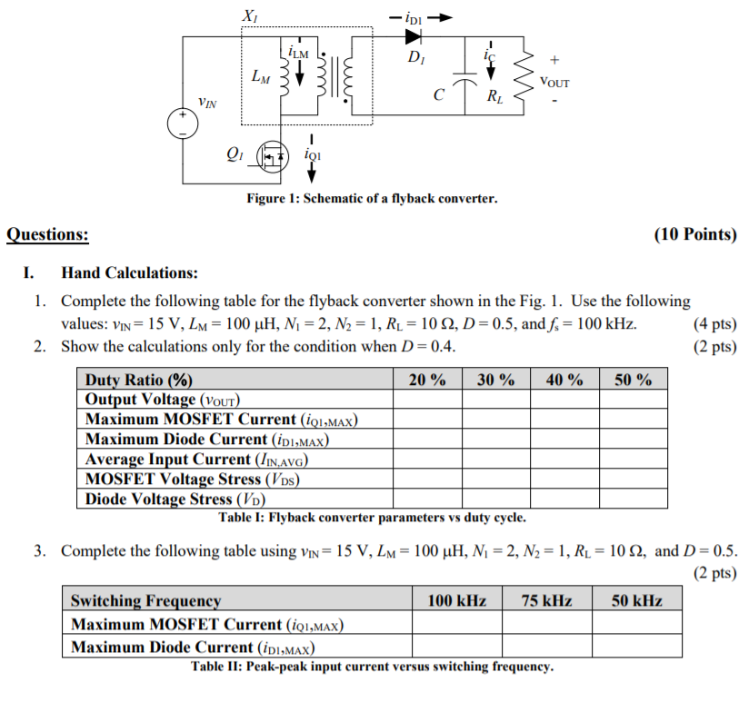 LM VoUT VIN Qi Figure 1: Schematic Of A Flyback Co ... Flyback Schematic on power schematic, nautilus schematic, audio schematic, capacitor schematic,