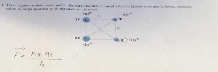 Physics archive august 22 2017 chegg en el siguiente sistema de partculas cargacdas determine el valor de q si se fandeluxe Image collections