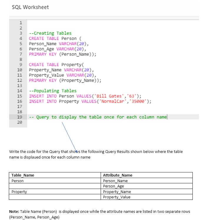 Solved: Using Oracle SQL Developer