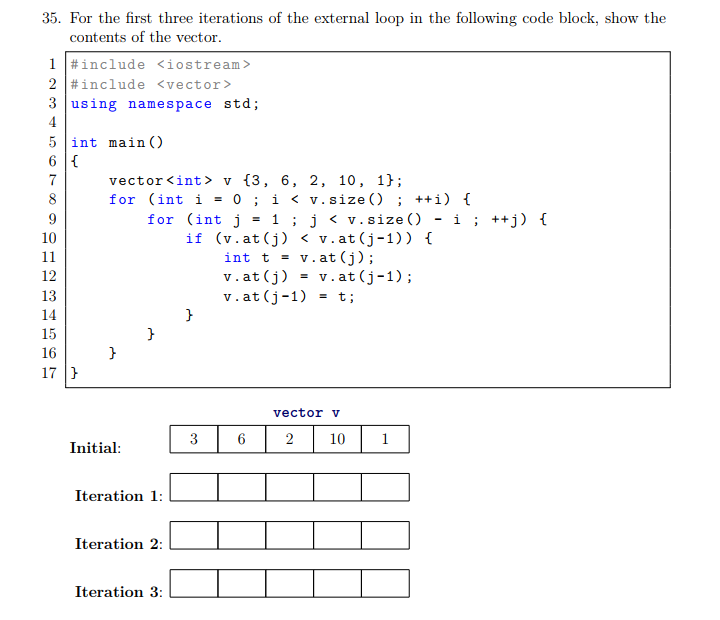 Solved: C++  Also Include An Explanation Of The Logic Behi