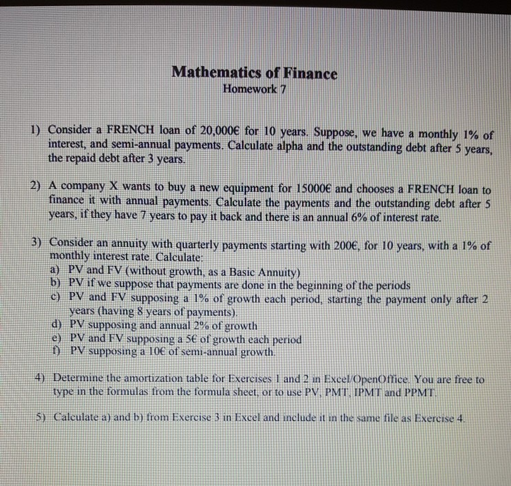 Could Someone Please Give Me The Solutions (writte