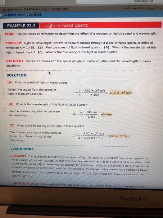 solved webassign net draft case study google drive bio31