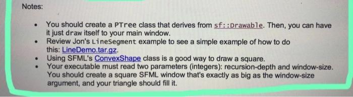 Sfml Example