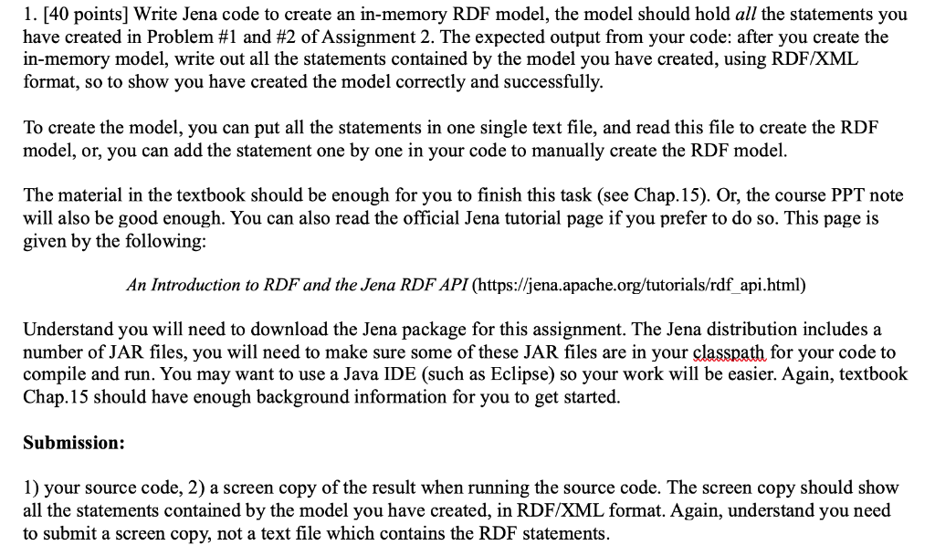 RDF: On The Practical Side Here Is The Code You Ne