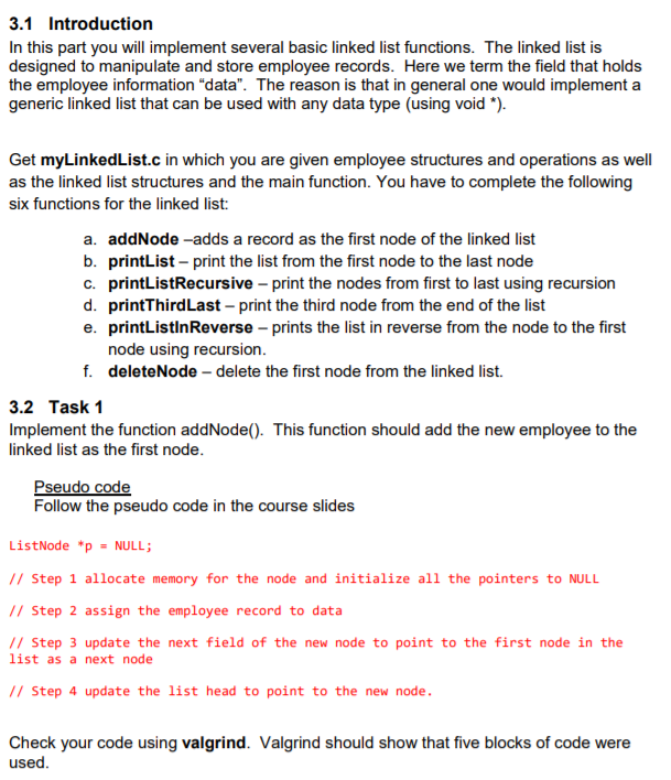 Solved: #include #include #include // Define Employee Stru
