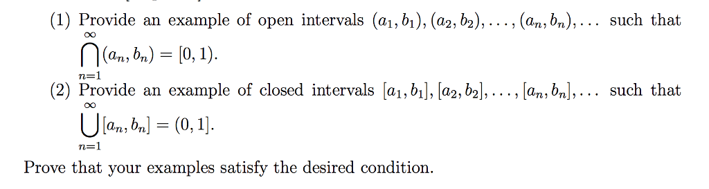 example of open question