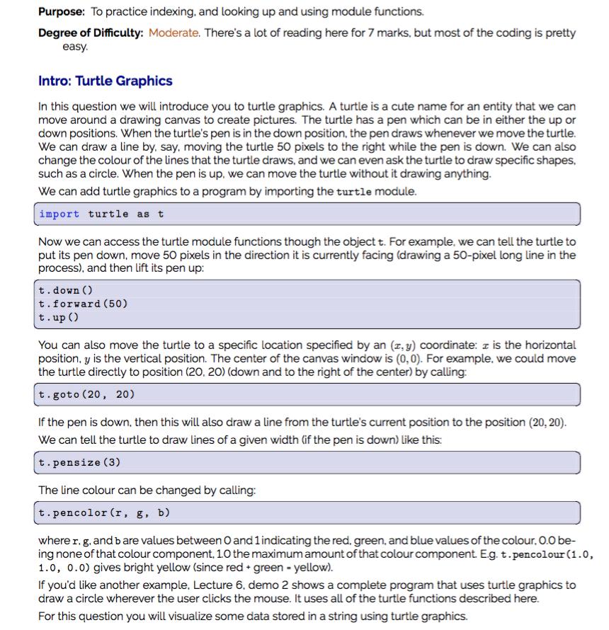 Python 3 Via PyCharm - Starter File: Https://paste      Chegg com