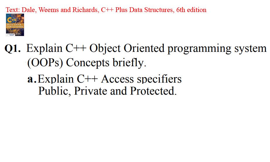Plus Data Structures C+