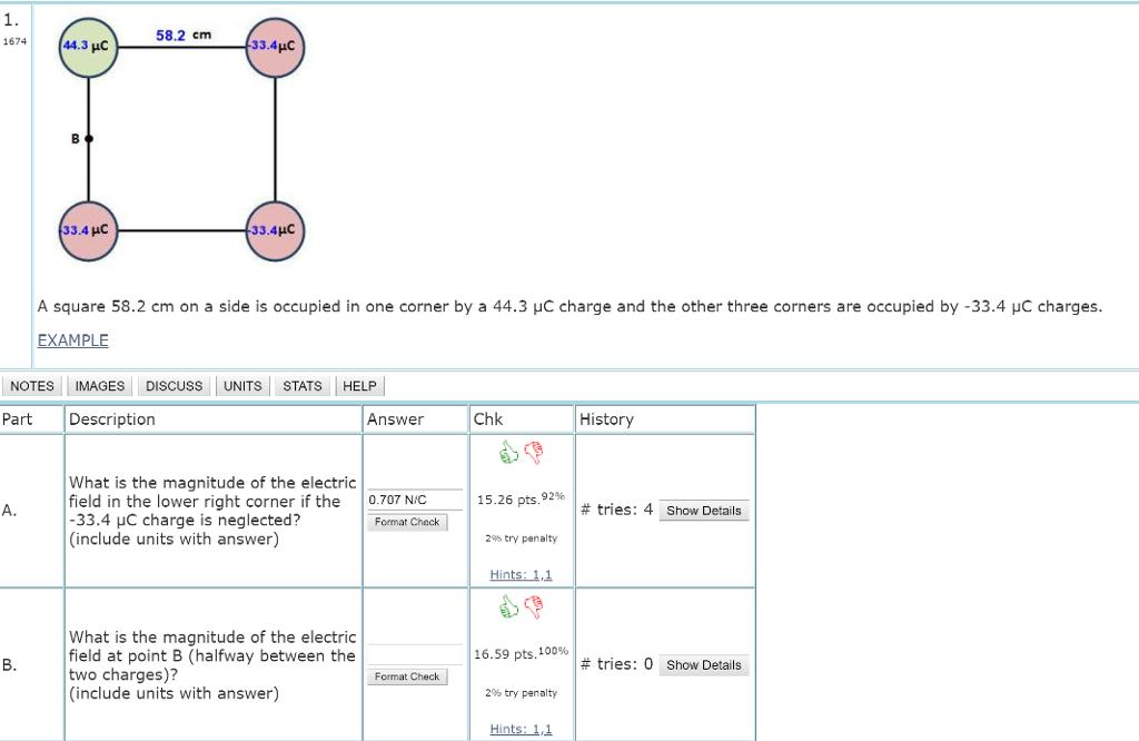 Solved 1 1674 443 Hc 582 Em 334hc 334 Hc 334hc A Sq