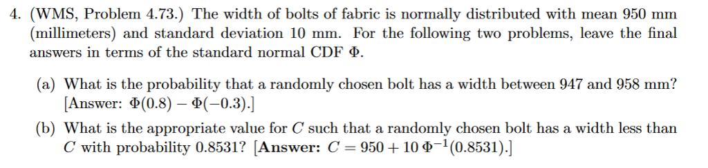 width of fabric bolt