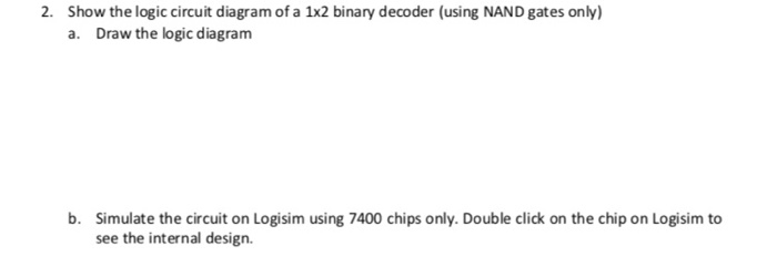 binary decoder chip