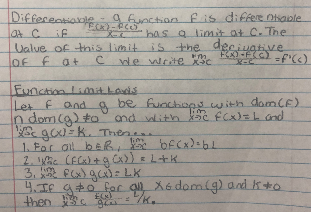 Solved: A Prove That F Is (ontinuous On B Pove That Fis Di
