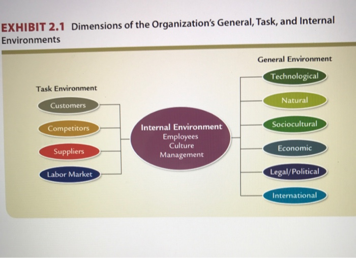 general and task environment