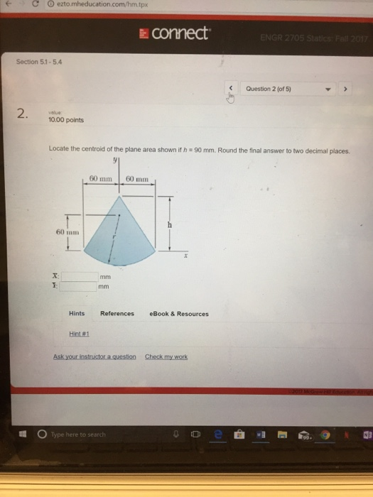 Civil engineering archive november 14 2017 chegg c eztoeducationhmx connect section 51 fandeluxe Images