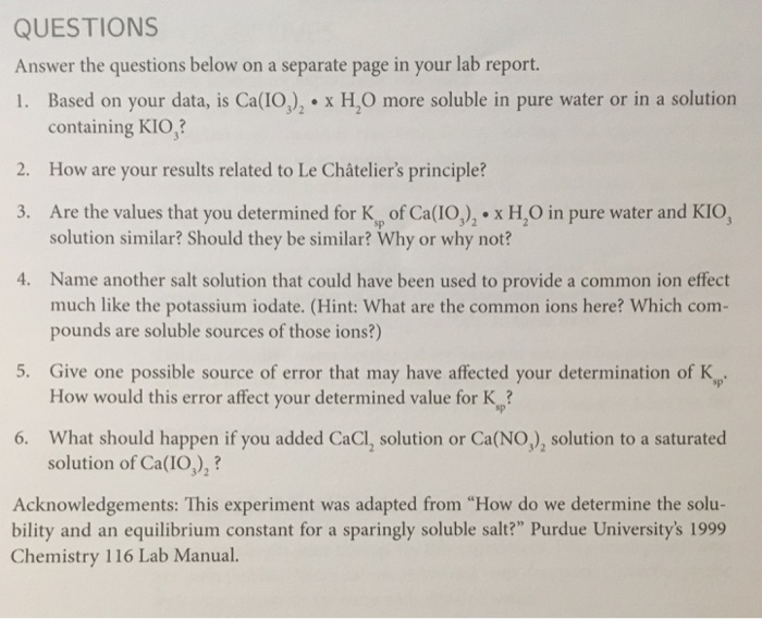 Chemistry archive march 29 2017 chegg questions answer the questions below on a separate page in your lab report 1 fandeluxe Images