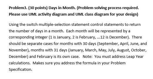Solved: I NEED HELP TO DRAW UML ACTIVITY DIAGRAM OR FLOW C