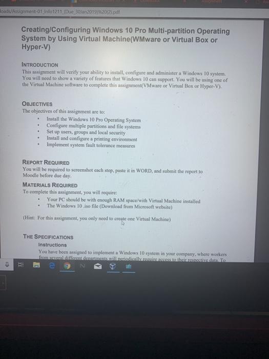 Loads/Assignment-01-info12 1 1 (Due30an20 19)96 20