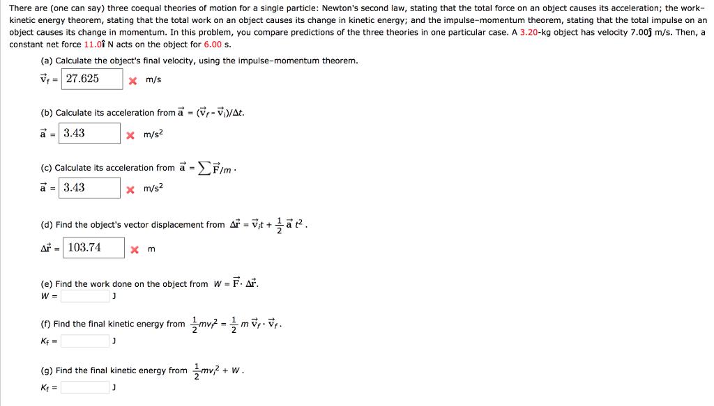 Advanced Physics Recent Questions Chegg