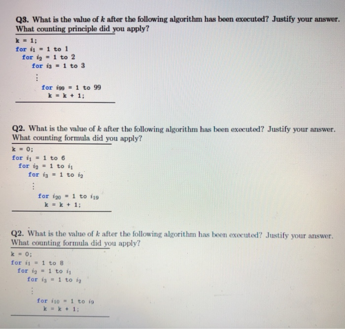 Solved: Need Help Answering For Computer Maths Questions U