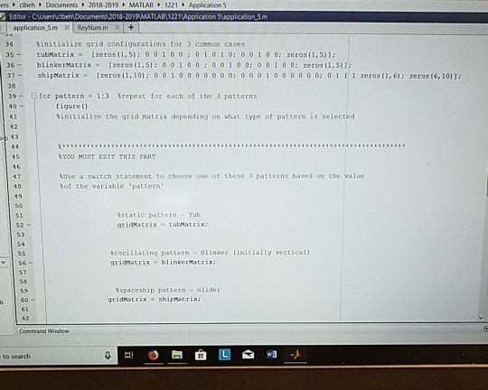 Solved: 3  Conway's Game Of Life Read The Description Of C