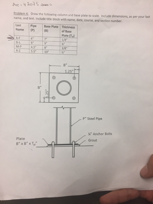 Solved: I Need To Draw The Following Figures In Autocad Th