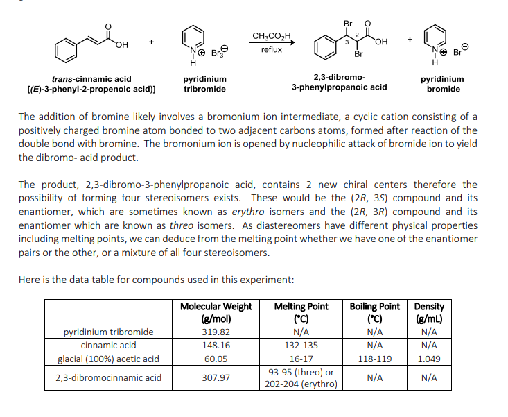 2 3 dibromo 3 phenylpropanoic acid density