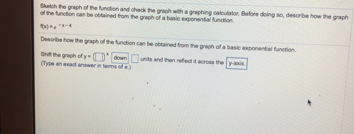 Solved: Sketch The Graph Of The Function And Check The Gra