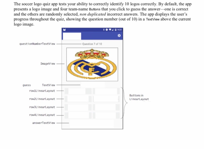 The Soccer Logo Quiz App Tests Your Ability To Cor