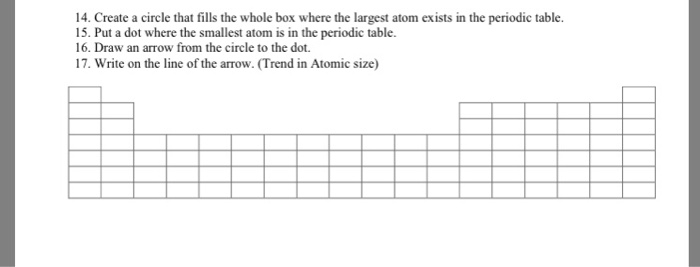 Solved 14 Create A Circle That Fills The Whole Box Where