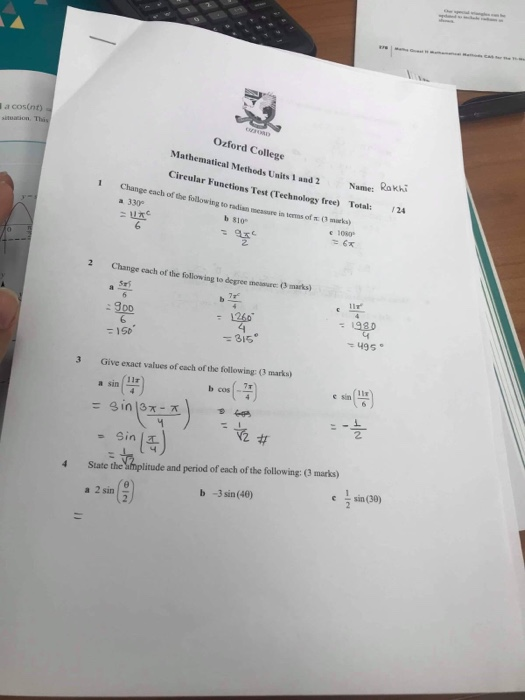 Solved: Subject Is Specialist Math  Please Answer All Ques