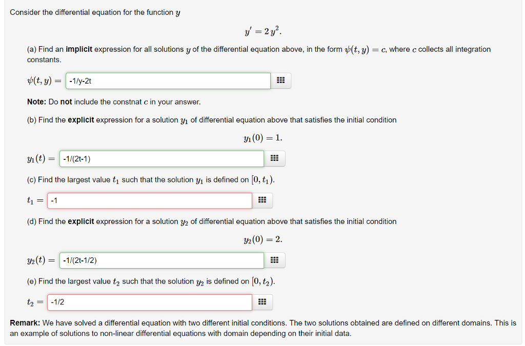 calculus problems solved step by step