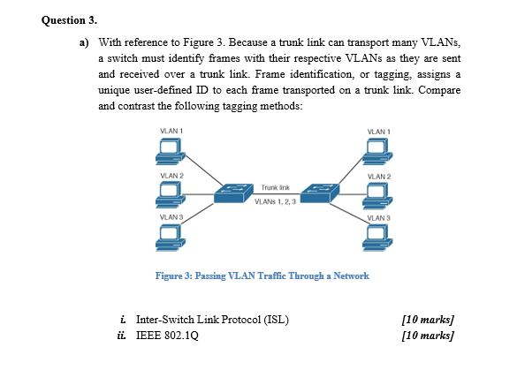 Question 4  A) The Virtual Router In Figure 4 Play