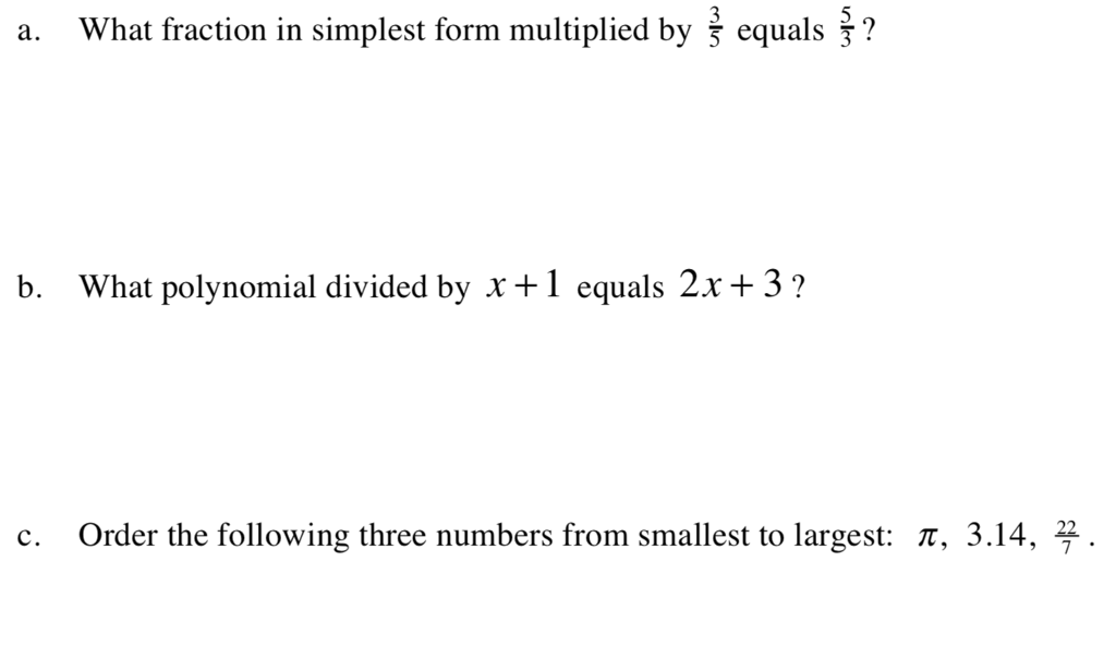 simplest form polynomial  Solved: A. What Fraction In Simplest Form Multiplied By Eq ...