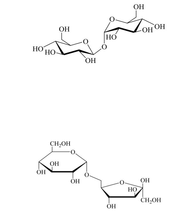 Carbon Bond Diagram