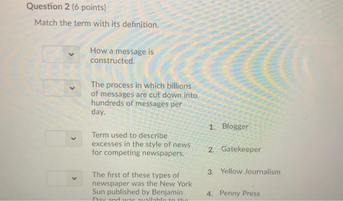yellow press definition