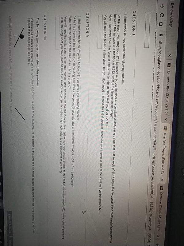 douglas college blackboard