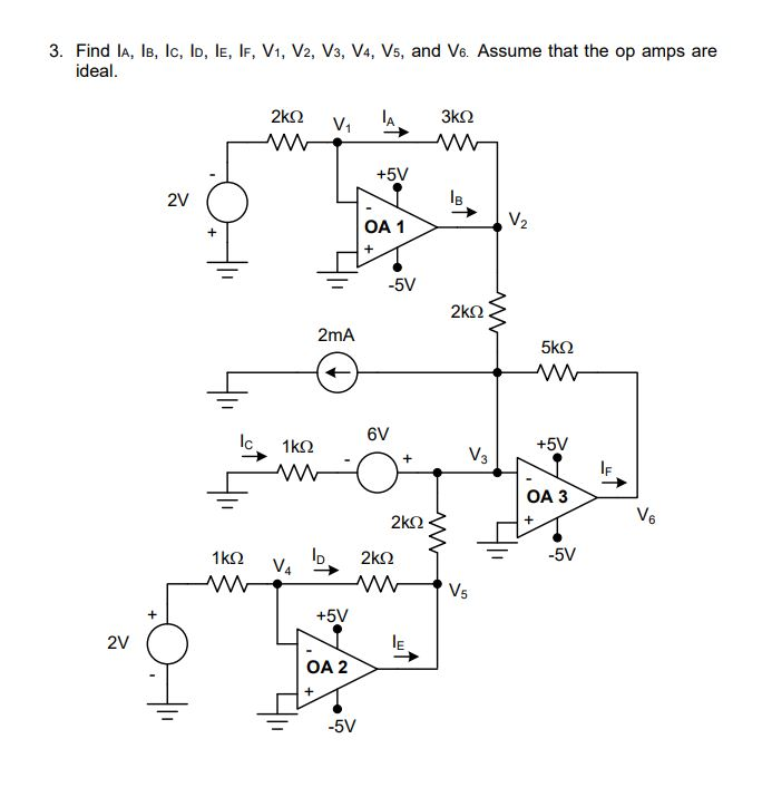 Electrical Engineering Circuit Design