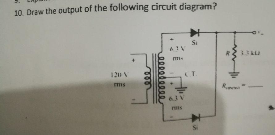 images?q=tbn:ANd9GcQh_l3eQ5xwiPy07kGEXjmjgmBKBRB7H2mRxCGhv1tFWg5c_mWT Draw The Circuit Diagram Of Half Wave Rectifier
