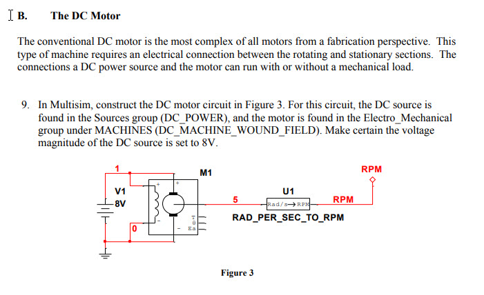 Groovy Solved I B The Dc Motor The Conventional Dc Motor Is The Wiring Database Brom4X4Andersnl