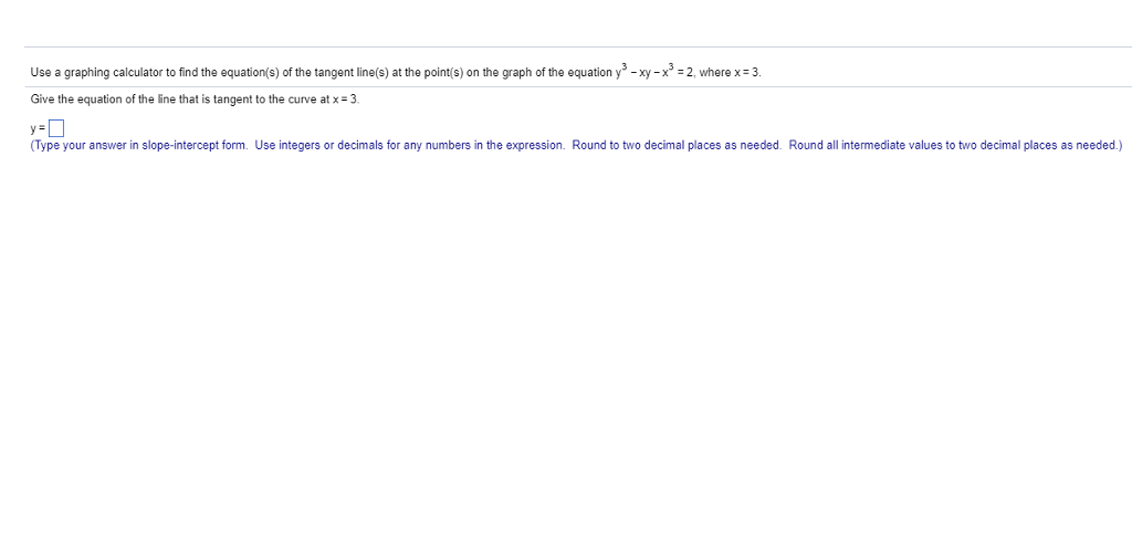 intercept form equation calculator  Solved: Use A Graphing Calculator To Find The Equation(s ...