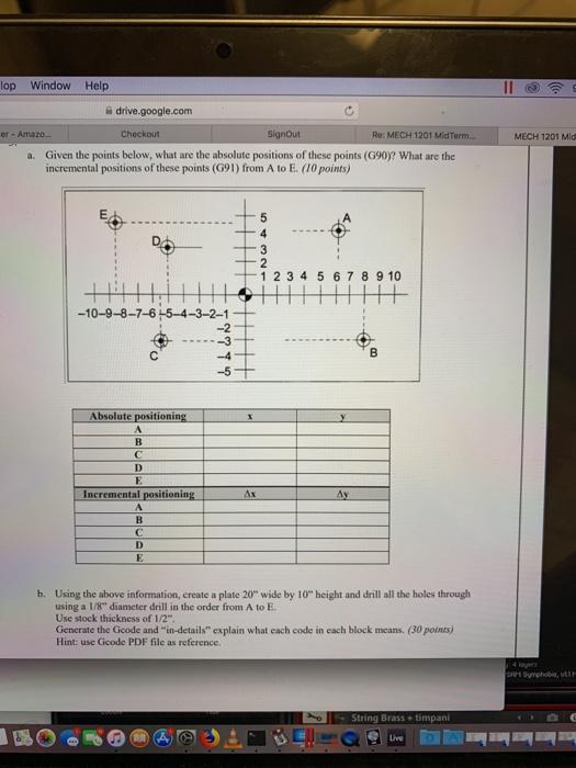 Solved: Lop Window Help 슬 Drive google com Er- Amaz0- Che