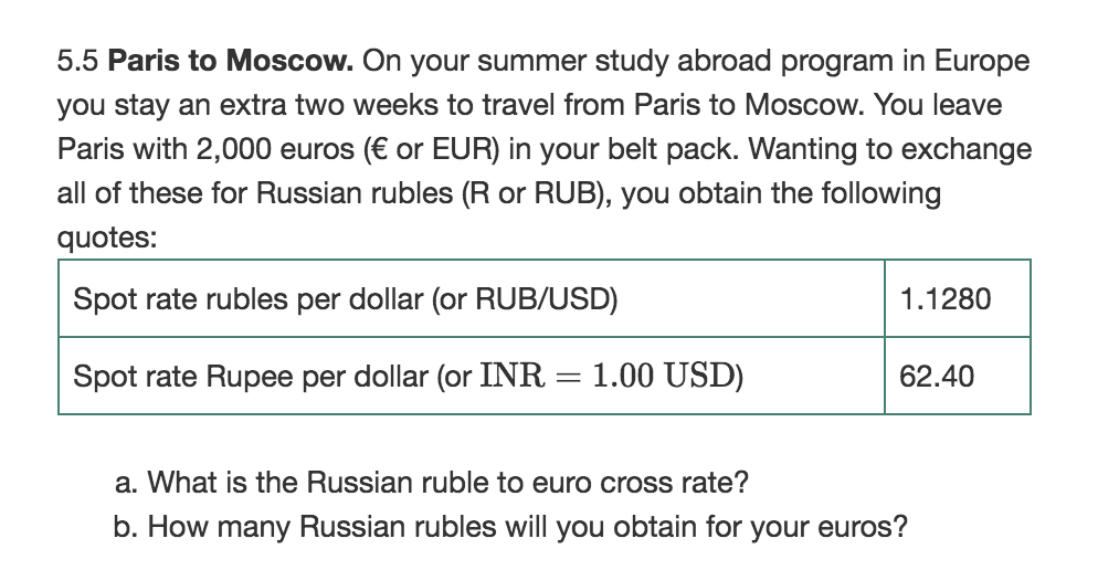 5 Paris To Moscow On Your Summer Study Abroad Program In Europe You Stay An