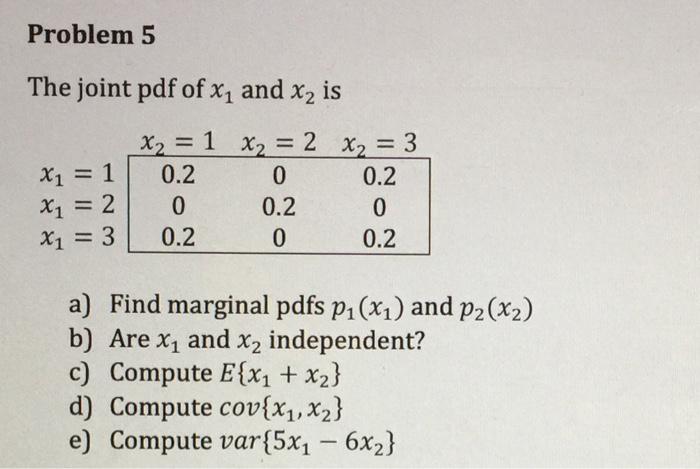 Statistics And Probability Recent Questions Chegg Com