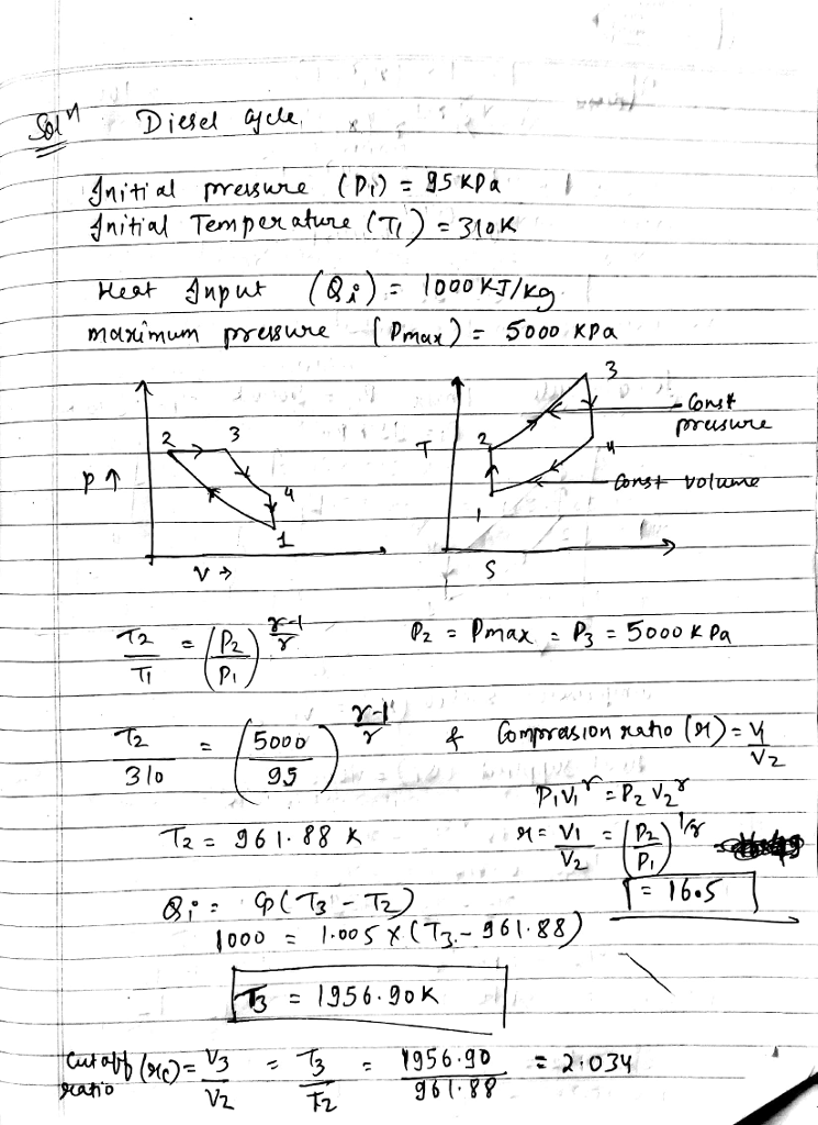 Hcci Pv Diagram